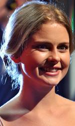 Amabili resti: premiere a Londra - Rose McIver