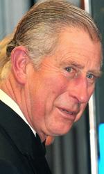 Amabili resti: premiere a Londra - Il principe Carlo
