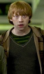 Harry Potter e i doni della morte: prima foto ufficiale del trio