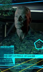 Avatar: una valanga di nuove immagini - Il colonello Quaritch guarda il salice, epicentro dei Na'vi