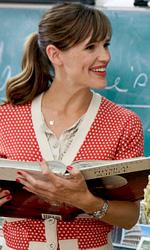 2010: Prime immagini dei film della Warner - Julia Persinger (Jennifer Garner) e Reed Bennett (Ashton Kutcher)