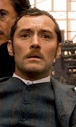 Sherlock Holmes: le ultime immagini ufficiali - Holmes e Watson