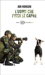L'uomo che fissa le capre, il libro - La recensione **