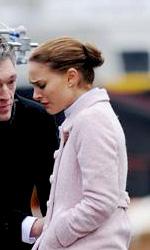 Black Swan: le foto sul set di Cassell e della Portman - Vincent Cassel e Natalie Portman