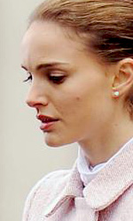 Black Swan: le foto sul set di Cassell e della Portman - Natalie Portman