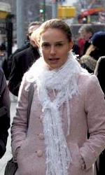 Black Swan: le foto sul set di Cassell e della Portman - Darren Aronofsky e Natalie Portman