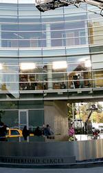 Due Date: le immagini dal set di Downey Jr. e Galifianakis - Un'immagine del set