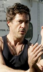Due Date: le immagini dal set di Downey Jr. e Galifianakis - Robert Downey Jr. si allena sul set