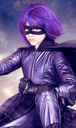 Kick-Ass: il sequel del fumetto ha gi� un titolo - Il character poster di Hit Girl