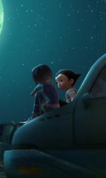 Astro Boy: ultime immagini del film - Cora e Astro Boy