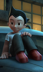 Astro Boy: ultime immagini del film - Astro Boy e Cora