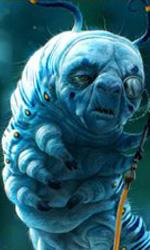 Alice in Wonderland: ecco le immagini delle creature del film - Il Brucaliffo