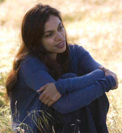 In foto Rosario Dawson (39 anni) Dall'articolo: Sette anime, il film.