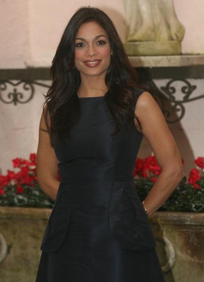 In foto Rosario Dawson (38 anni)