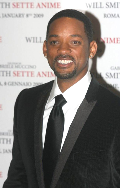In foto Will Smith (49 anni)