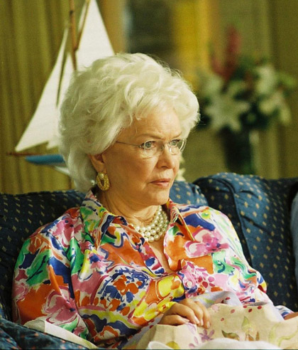 Ellen Burstyn � Barbara Bush