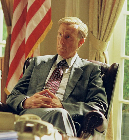 James Cromwell � George H.W. Bush