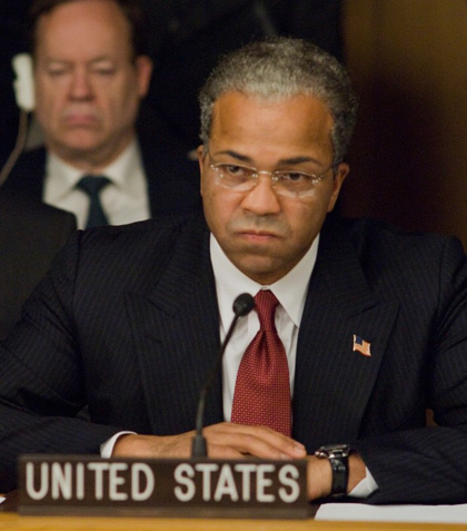 Jeffrey Wright � Colin Powell