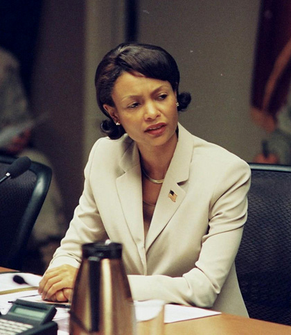 Thandie Newton � Condoleeza Rice
