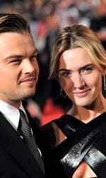 Revolutionary Road, la premiere londinese - Leonardo DiCaprio e Kate Winslet