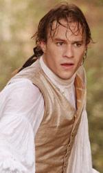 Stasera in Tv: Omaggio a Heath Ledger - Casanova