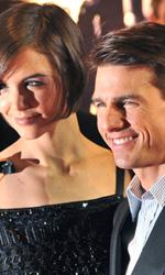 Operazione Valchiria, premiere a Londra e Berlino - Tom Cruise e Katie Holmes per la premiere londinese