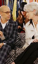 Stasera in Tv: Il diavolo veste Prada - Stanley Tucci e Meryl Streep