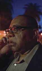 Stasera in Tv: Miami Vice - Barry Shabaka Henley � Castillo