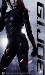 G.I. Joe: The Rise of Cobra, cinque nuovi poster - Rachel Nichols � Scarlett