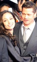Il curioso caso di Benjamin Button, premiere a Tokyo - Brad Pitt e Angelina Jolie, pi� innamorati che mai