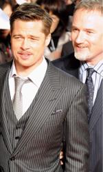 Il curioso caso di Benjamin Button, premiere a Tokyo - Red carpet anche per il regista David Fincher