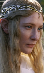 5x1: Cate Blanchett, la più brava? - Il signore degli anelli