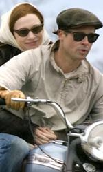 Il curioso caso di Benjamin Button: gli effetti speciali - Il giovane e il vecchio Brad Pitt a confronto