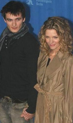 Ch�ri, photo call e red carpet - Michelle Pfeiffer e Rupert Friend, photo call