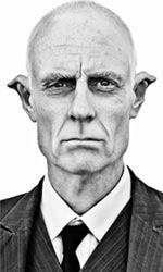 matt frewer the librarians