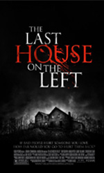 L'ultima casa a sinistra, il poster ufficiale - Ultimo remake a sinistra