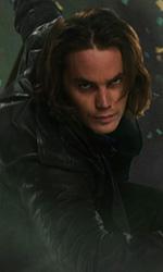 X-Men origini: Wolverine, nuove still - Sopra Sabretooth (Liev Schreiber), sotto Gambit (Taylor Kitsch)