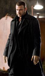 X-Men origini: Wolverine, nuove still - Creed(Liev Schreiber) durante le riprese
