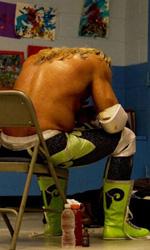 The Wrestler: la quadratura del cerchio - Dal quadrato allo schermo