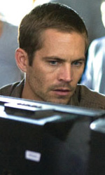 Fast and Furious - Solo parti originali: la fotogallery - Paul Walker (Brian O'Conner) durante le riprese