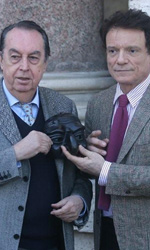L'ultimo Pulcinella: uomini di scena, uomini di cinema - Napoletanit� vs napoletanismo