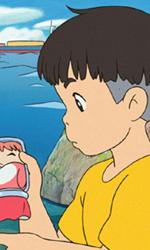 Ponyo sulla scogliera, Miyazaki è sempre più Miyazaki - L'acqua come paradigma di un altro tipo di disegno
