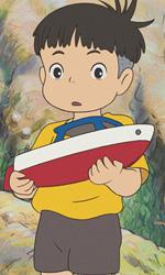 Ponyo sulla scogliera, Miyazaki è sempre più Miyazaki - La presa di posizione degli sfondi