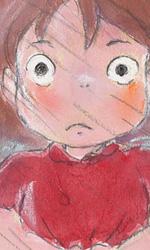 Ponyo sulla scogliera: gli artwork - La piccola Ponyo in versione umana