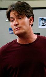 Smallville: il ritorno di Michael Rosenbaum ? - Lo zio Charlie (Charlie Sheen) e Jake (Angus T. Jones)