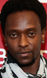 Twilight: le foto dei party a Los Angeles e New York City - Edi Gathegi (Lauren) a New York