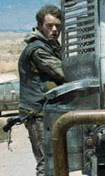 Terminator Salvation: 13 nuove foto - Marcus Wright (Sam Worthington) e Kyle Reese (Anton Yelchin)