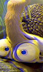 Mostri contro alieni: guardatelo in 3D - Il povero Scrat