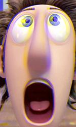 Mostri contro alieni: guardatelo in 3D - Il protagonista che ha fatto piovere cibo dal cielo