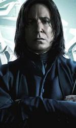 Harry Potter e il principe mezzosangue: nuovi poster - Il poster di Severus Snape (Alan Rickman)